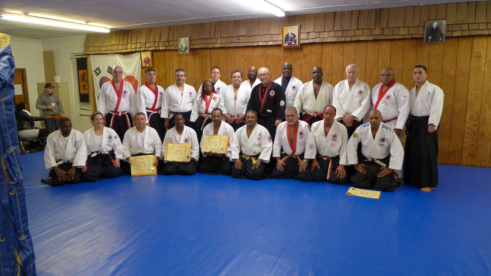 San Yama Bushi Promotions in New Rochelle, NY